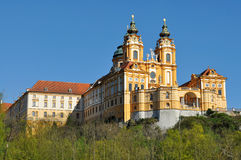 Melk monastery. World heritage,abbey in Austria,Europe Stock Images