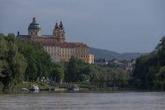 Melk-Schloss Stockbilder