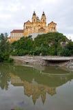 Melk, St. Benedict Abbey Lizenzfreies Stockbild