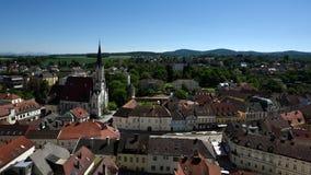 Melk, Wachau, Austria Fotografía de archivo libre de regalías