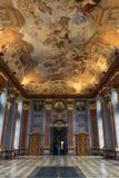 Melkabdij - Melk - Oostenrijk Royalty-vrije Stock Afbeelding