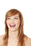 Melken Sie Schnurrbart Lizenzfreies Stockbild