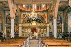 Melkite cathedral royalty free stock photos