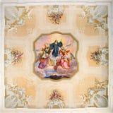 melkklosterstift Arkivbild