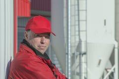 Melkveehouder Royalty-vrije Stock Foto