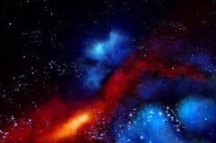 Melkweg Royalty-vrije Stock Afbeelding