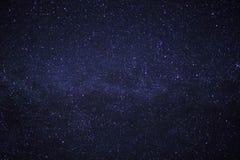 Melkweg Royalty-vrije Stock Foto