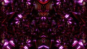 Melkweg abstracte achtergrond stock videobeelden