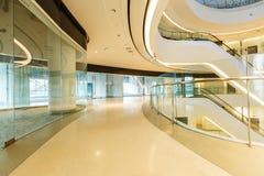 Melkweg SOHO die binnenscène in Peking, China bouwen Royalty-vrije Stock Foto's