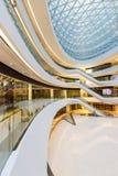 Melkweg SOHO die binnenscène in Peking, China bouwen Stock Fotografie