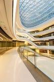 Melkweg SOHO die binnenscène in Peking, China bouwen Royalty-vrije Stock Fotografie