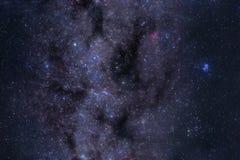 Melkwegastrophoto Royalty-vrije Stock Fotografie