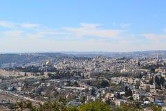 Mellanösten Palestina, Jerusalem, Israel, helig la Arkivfoto