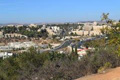 Mellanösten Palestina, Jerusalem, Israel, helig la Royaltyfria Bilder