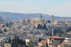 Mellanösten Palestina, Jerusalem, Israel, helig la Royaltyfri Fotografi