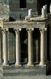 MELLANÖSTEN SYRIEN BOSRA FÖRDÄRVAR Royaltyfri Bild