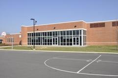 mellanliggande sydlig lehighpennsylvania skola Royaltyfri Bild