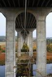 Mellanstatlig bro 80 Arkivfoton