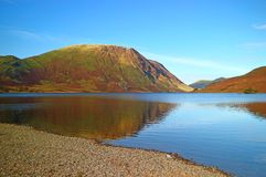 Free Mellbreak And Crummock Water Royalty Free Stock Image - 125090026