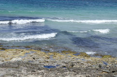 Mellieha Bay Royalty Free Stock Photo