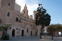 Mellieha in Malta Royalty-vrije Stock Afbeelding