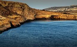 Mellieha Malta Imágenes de archivo libres de regalías