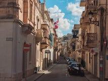 Mellieha Malta Arkivfoto