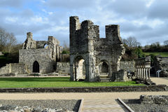 Mellifont Abbey, County Louth. Royalty Free Stock Photos