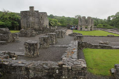 Mellifont Abbey Royalty Free Stock Photo