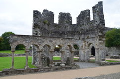 Mellifont Abbey Royalty Free Stock Image