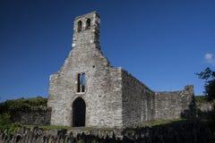 Mellifont abbotskloster, Drogheda, ståndsmässiga Louth, Irland Royaltyfria Bilder