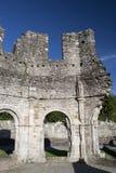 Mellifont opactwo, Drogheda, okręg administracyjny Louth, Irland Zdjęcia Stock