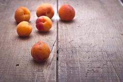 Mellow apricots Royalty Free Stock Photography
