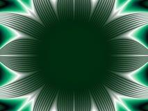 Mellow kaleidoscope bloom royalty free illustration