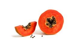 Mellow Papaja Stock Foto's