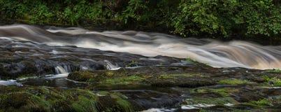 Mellte rzeka Fotografia Stock