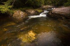 Mellte rzeka Zdjęcie Royalty Free
