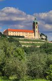 Melnik castle in Czech republic Royalty Free Stock Photos