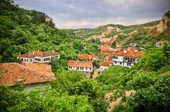 Melnik en Bulgaria Foto de archivo libre de regalías