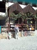 Melnik la plus petite ville dans mon pays - Bulgarie Photographie stock libre de droits