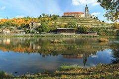 Melnik scenery Stock Photography