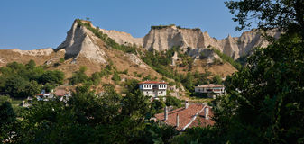 Melnik town, Bulgaria Royalty Free Stock Photos