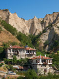 Melnik town, Bulgaria Royalty Free Stock Photography
