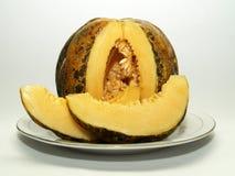 melo cucumis Στοκ Εικόνες