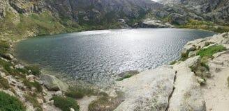 Melo Lake Royalty-vrije Stock Afbeeldingen