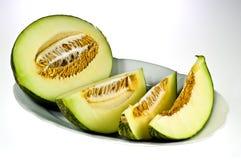 Melão verde Imagem de Stock Royalty Free