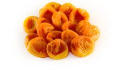 Melocotón seco de las frutas imagen de archivo libre de regalías