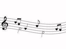 Melodía del amor libre illustration