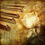 Melodía romántica Fotografía de archivo