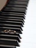 Melodie der Liebe Stockbild